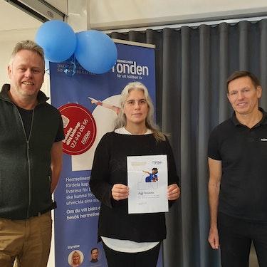 Bufff Norrbotten tilldelas 11 420 kr av Hermelinenfonden